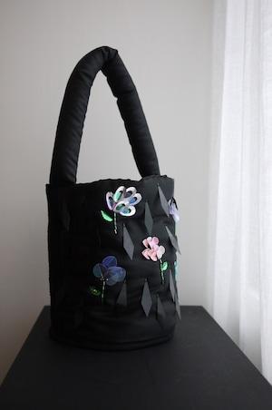 oru   weaving bag バケツ型