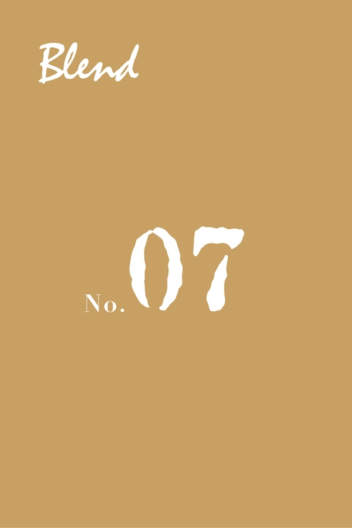 BLEND No.7  浅煎り 100g