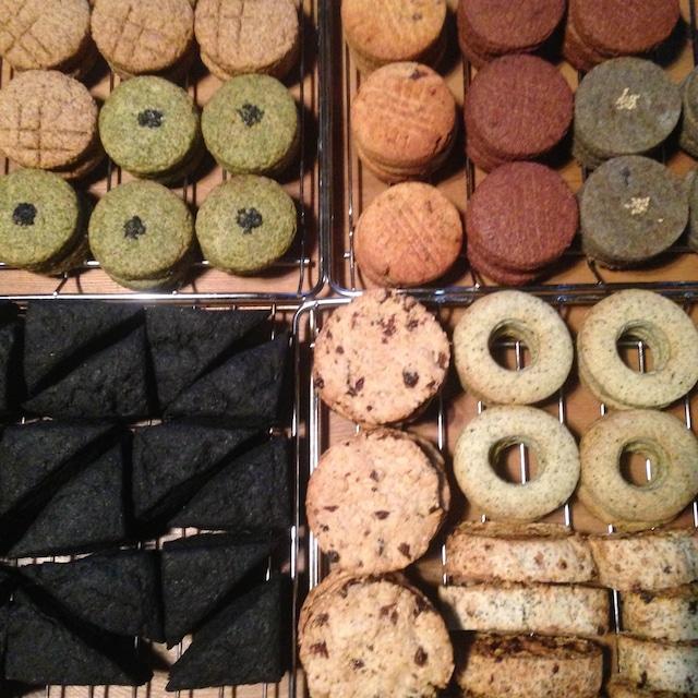 Organic素材の焼き菓子おまかせ3種セット - メイン画像