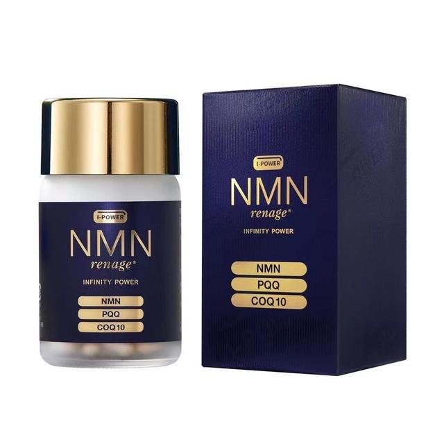 【NMN renage®】GOLD INFINITY POWER NMN・PQQ・COQ10 SUPPLEMENT(サプリメント)