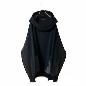 Dolman-Hoodie Pullover.ver (black)