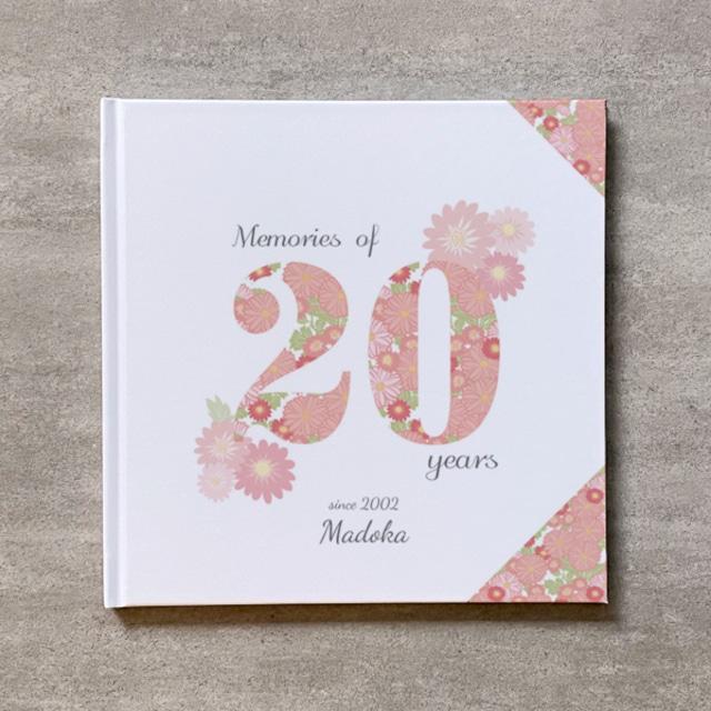 20th Anniversary_250SQ_20ページ/30カット_アートアルバム
