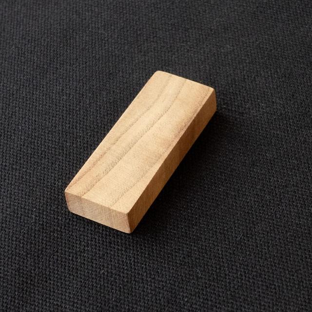 木のマグネット(小)