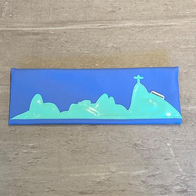 ジルソン・マルチンス TRIP LANDSCAPE トリップランドスケープ ブルー・エメラルドグリーン