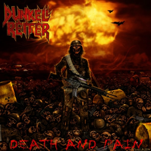 """DUNKELL REITER """"Death And Pain"""" (輸入盤)"""