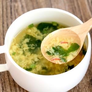 森のたまごスープ(5食入り フリーズドライ)