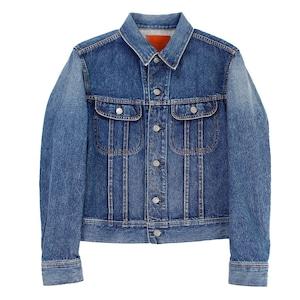 THE LETTERS Denim Jacket