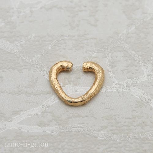 SVGP Heart ear-cuff イヤカフ