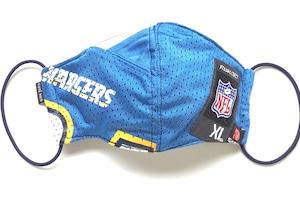 【デザイナーズマスク 吸水速乾COOLMAX使用 日本製】NFL  SPORTS MIX MASK CTMR 1014003