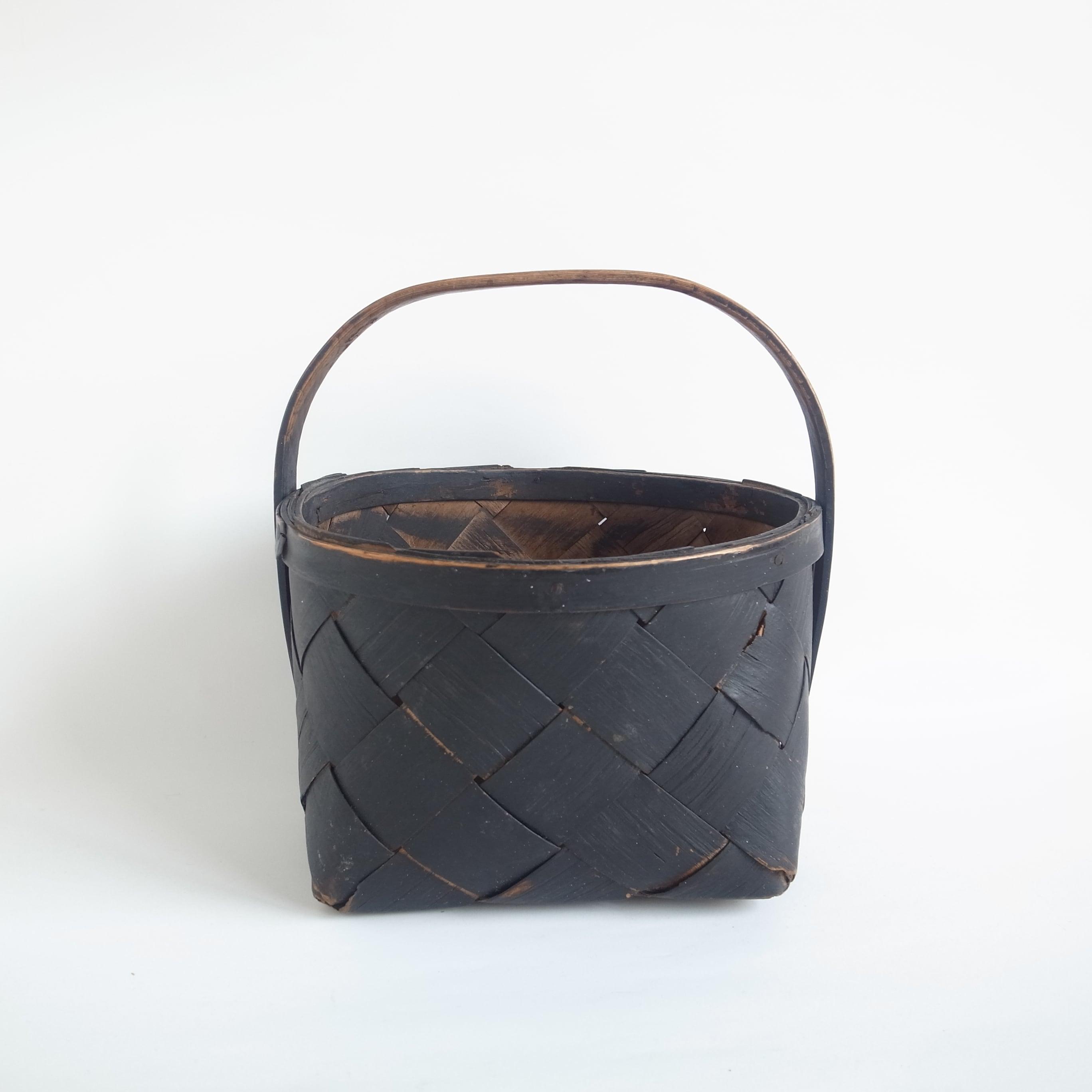 Spånkorg / スポーンコリ black