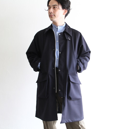 STILL BY HAND  【 mens 】3layer coat