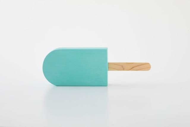 ice pop : 角丸 (ミント) / 西本良太