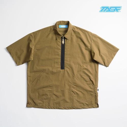 TASF  /   Fish Shirt  /  Khaki