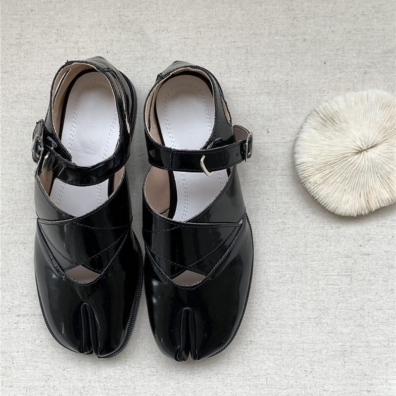 British split toe shoes(ブリティッシュスプリットトゥシューズ)b-214