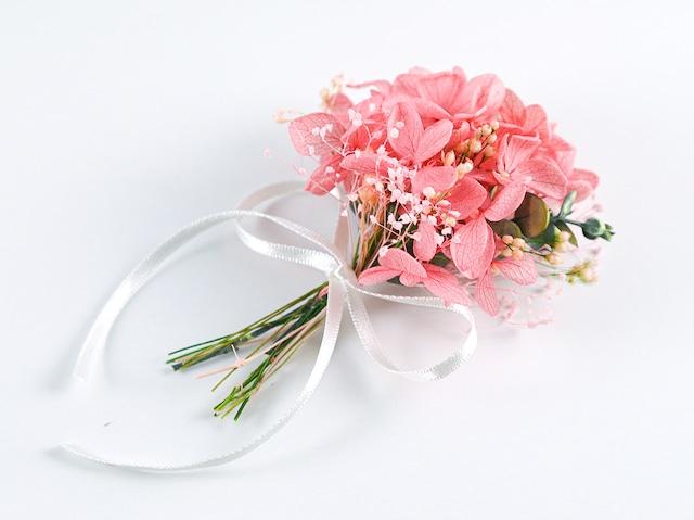 hikka DECO ブーケパックミニ ピンク