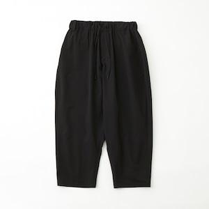 STRECHED SAROUEL PANTS - BLACK