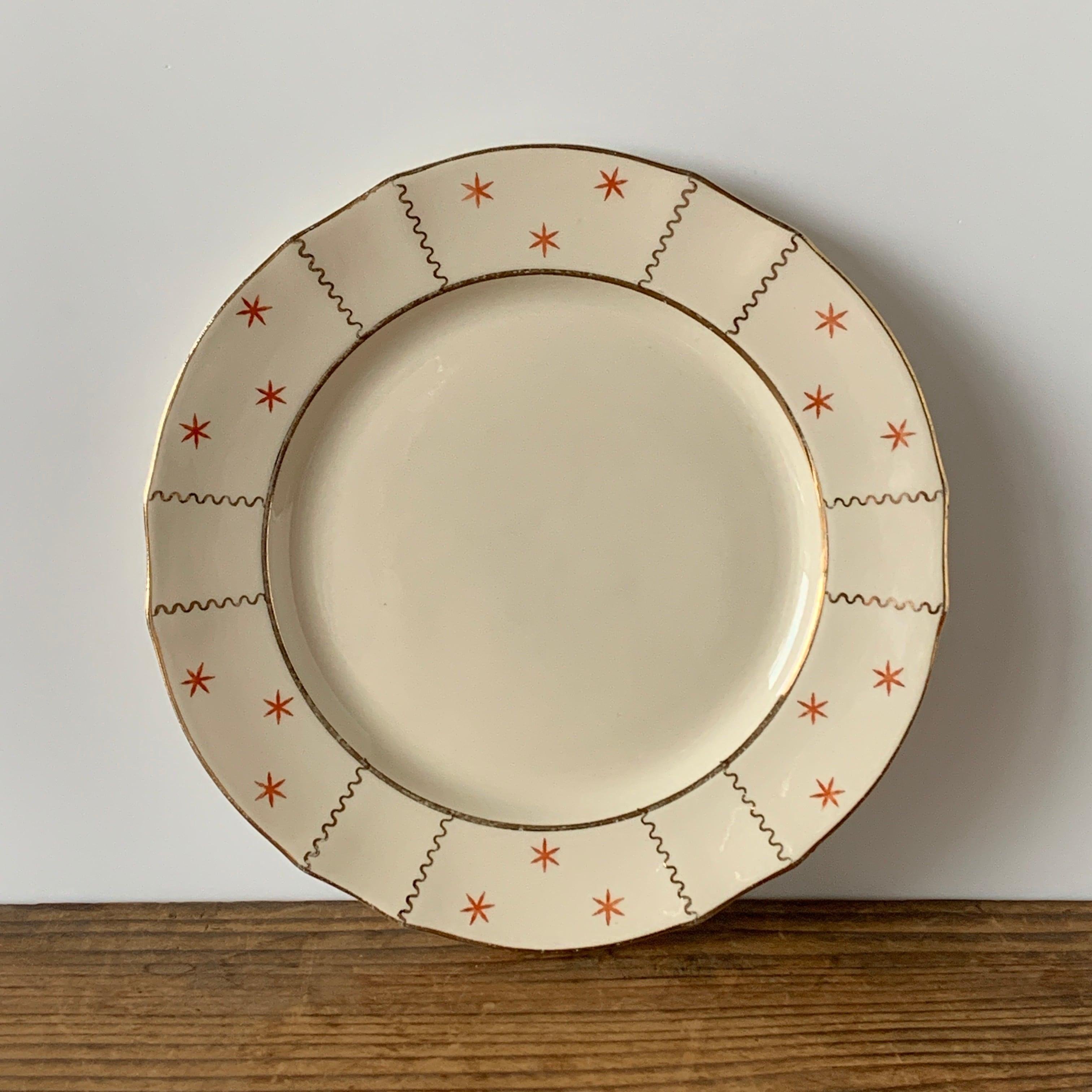 ARABIA / VIKTORIA Dessert Plate C