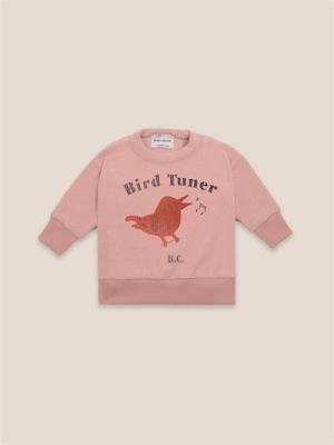 bobochoses bird tuner terry towel sweatshirt スウェット