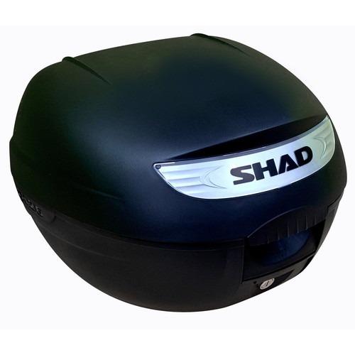 バイク リアボックス ハードケース SHAD SH26 リアボックス 無塗装ブラック