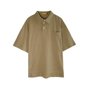 ルーズポロシャツ | ポロ ゆったり  ルーズ ニットポロ 人気