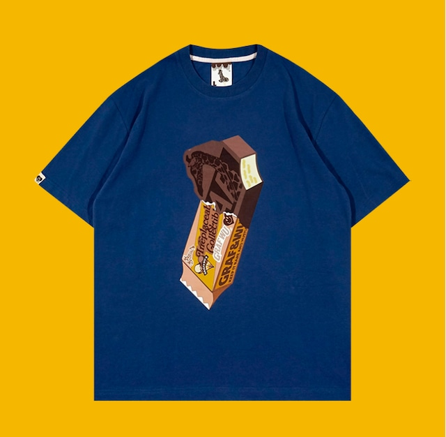 【GRAF】CHOCOLATETシャツ