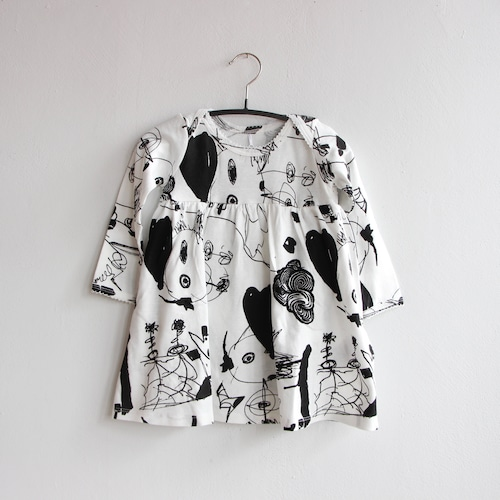 《WOLF & RITA 2021AW》CAROLINA dress / LOVE THEATER
