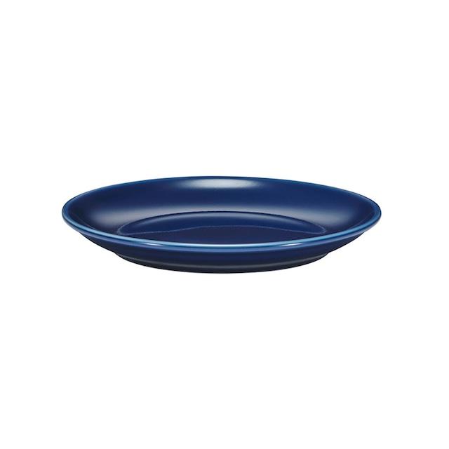 西海陶器 波佐見焼 「コモン」 プレート 皿 150mm ネイビー 13205