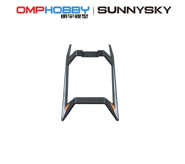 ◆OSHM2090  M2 V2&EXP  ランディングスキッド オレンジ(ネオヘリでM2購入者のみ購入可)