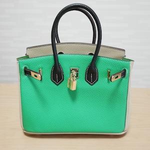 leather bag 25CM