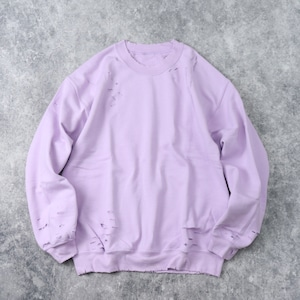 """ BORO ""   Sweat  Shirt   ROSE PINK B83"