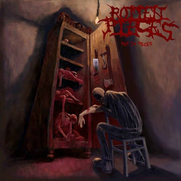 """ROTTEN PIECES """"Rot in Pieces"""" (輸入盤)"""