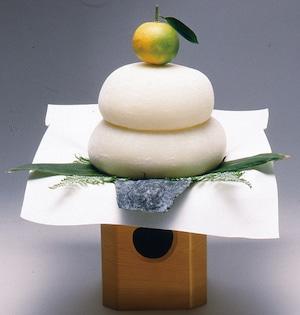 てづくり無添加 鏡餅10号/約16cm(1.8kg)