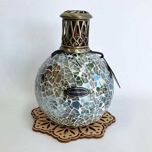 【新作】 Ashleigh&Burwood(アシュレイ&バーウッド) ガラスランプボトル アロマ フレグランスランプ フォレストグリーン 取扱店 人気 香り 効果 除菌 使い方 お手入れ方法