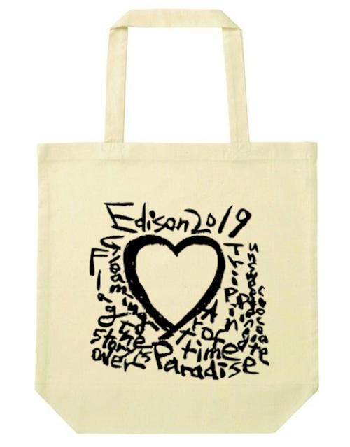 """Edison""2019 tote bag"