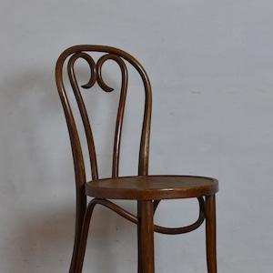 Bentwood Chair / ベントウッド チェア 〈ハートバック・ダイニングチェア〉BF2006-0004