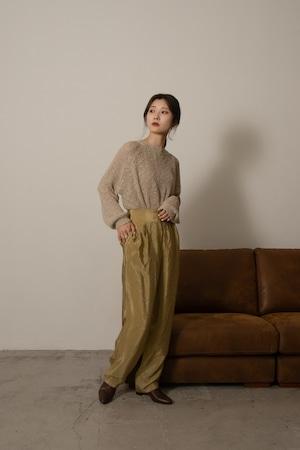 soft loose knit