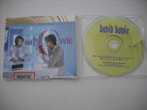 【CD single】DAVID BOWIE / THURSDAY'S CHILD (4track)