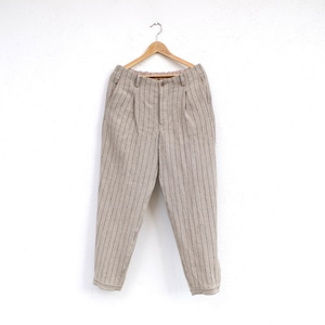 comm.arch.  FRENCH DUNGAREE TROUSERS  再入荷