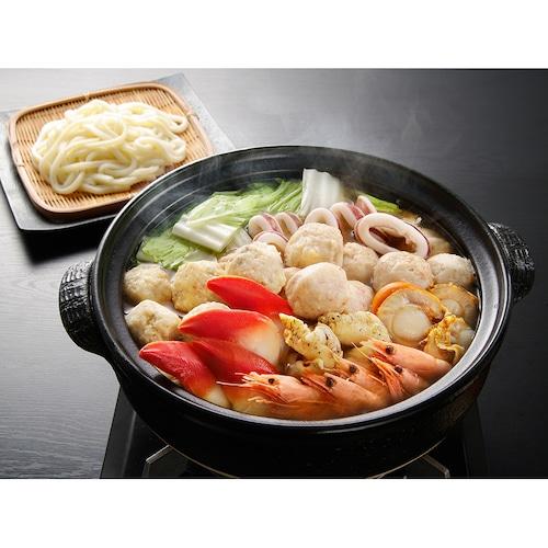 【STORY掲載】四種つみれの海鮮鍋【蟹つみれ 海老つみれ 鶏ごぼうつみれ 蛸つみれ】【北海道】