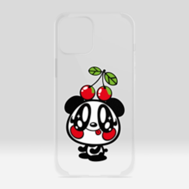 LOVERSHOUSE Cherry and Merry/ スーパーラヴァーズアイホンケース12ProMax