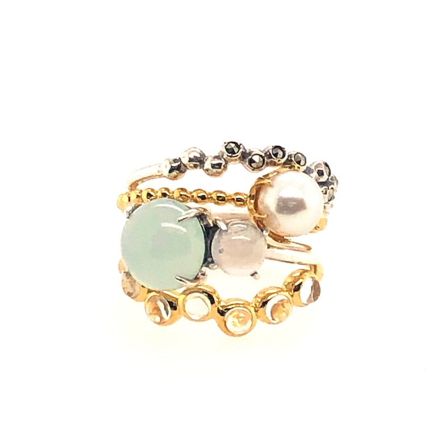 stack ring   Bubbles