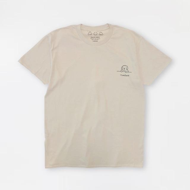 Muck t-shirt Beige