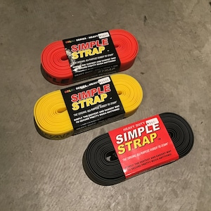SIMPLE STRAP HEAVY DUTY