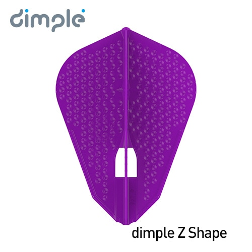 L-Flight PRO dimple L9d [Z Shape] Deep Purple