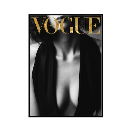 """VOGUE GM"" BW - VOGUEシリーズ [SD-000574] A4サイズ ポスター単品"