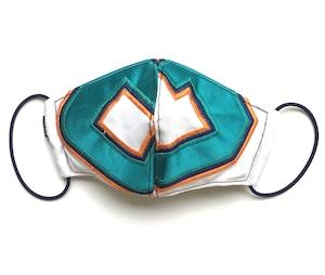 【デザイナーズマスク 吸水速乾COOLMAX使用 日本製】SPORTS MIX MASK CTMR 0919006