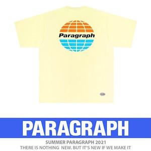 【PARAGRAPH】ネオンカラーTシャツ