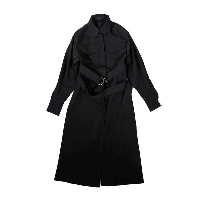 J KOO Long Shirt Dress