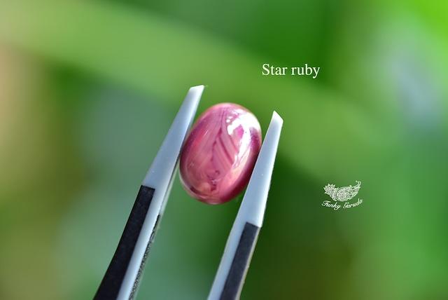 ピンクの味わい★スタールビー rub016