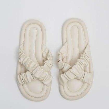 Soft cross sandals(ソフトクロスサンダル)b-351